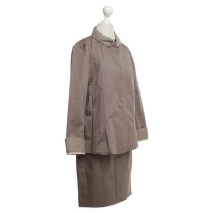 Dorothee Schumacher Costume in grigio-marrone