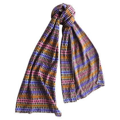 Missoni Large colorful scarf