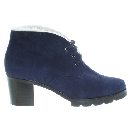 Walter Steiger Ankle boots with Sheepskin lining