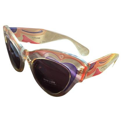 Miu Miu Cateye-Sonnenbrille