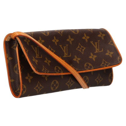 "Louis Vuitton ""Pochette Twin GM Monogram Canvas"""
