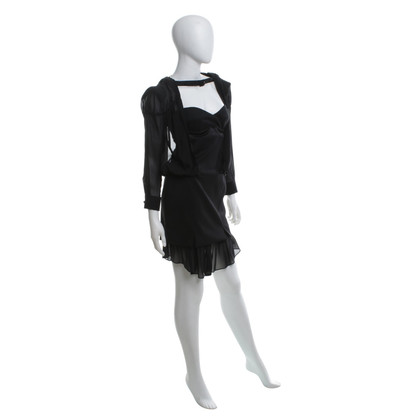 Other Designer Frankie Morello - dress in black
