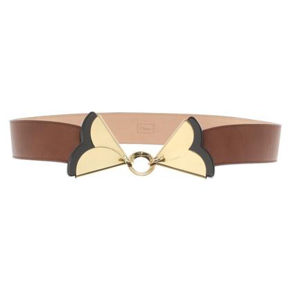 Chloé Waist belt in brown