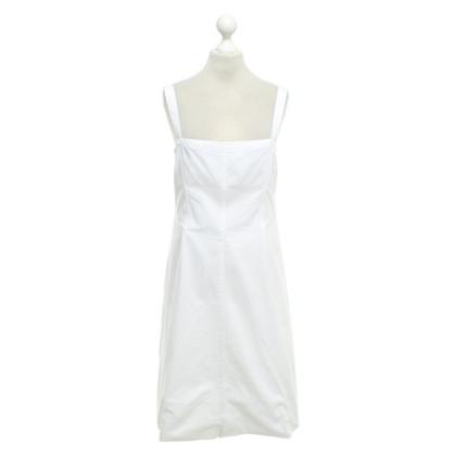 Jil Sander Dress in white