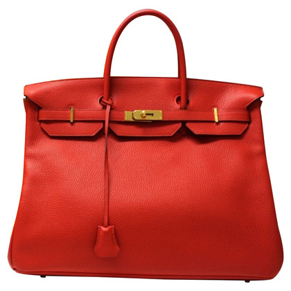 "Hermès ""Birkin Bag 40 Togo leather"""