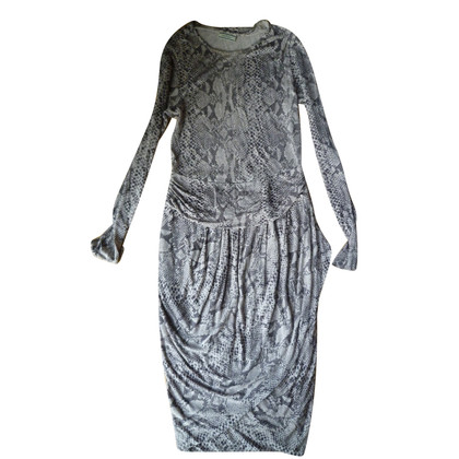 By Malene Birger Dress with snake print