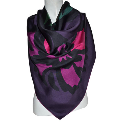 Burberry Prorsum Silk scarf patterns