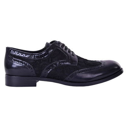 Dolce & Gabbana Budapest lace-up shoes
