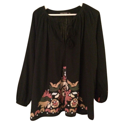 Antik Batik Blusa in seta