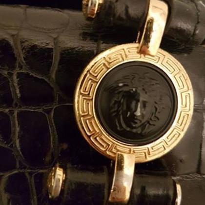 Gianni Versace Shoulder Bag patent