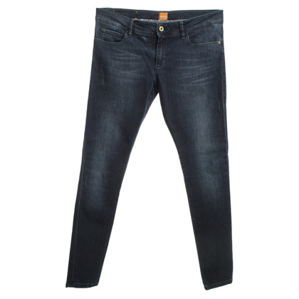 Boss Orange Skinny-Jeans mit Waschung