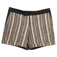 Derek Lam Shorts with pattern