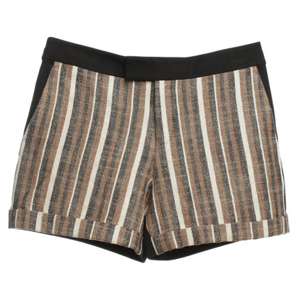 Derek Lam Shorts met patroon