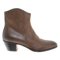 Benson's Ankle boots in brown