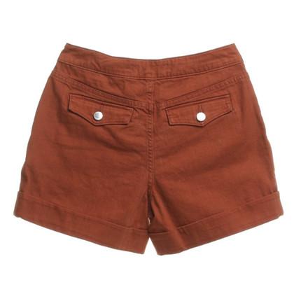 Karen Millen Shorts in rust brown