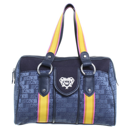Just Cavalli Handbag in blue