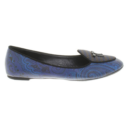 Etro Slipper met patroon