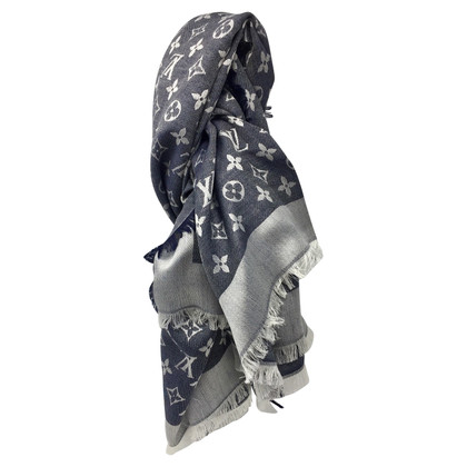 Louis Vuitton Monogram Denim Cloth in Blauw