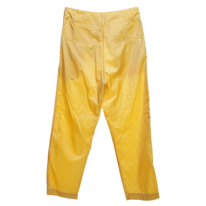Isabel Marant trousers in yellow