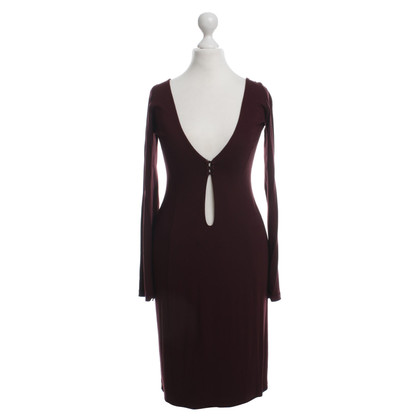 Jasmine di Milo Dress in Bordeaux