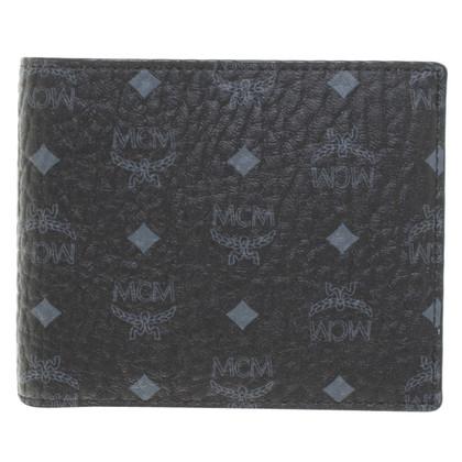 MCM '' Claus M-F2 Wallet '' en noir