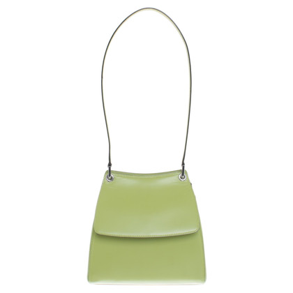 Bally Borsa a tracolla in verde