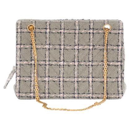 Chanel Umhängetasche aus Tweed