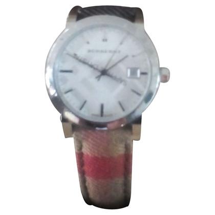 Burberry Analogue Quartz Clock