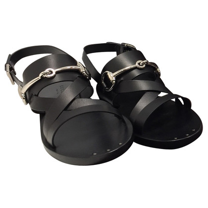 Gucci Sandals with horsebit detail