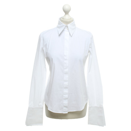 Jil Sander Blouse in white