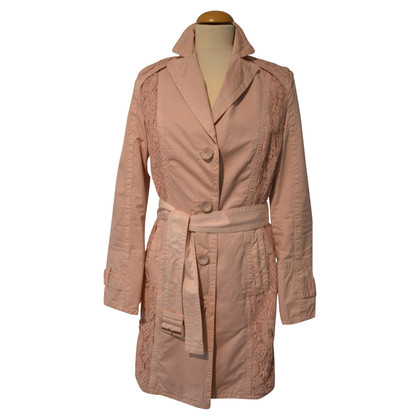 Marc Cain Trenchcoat in Rose
