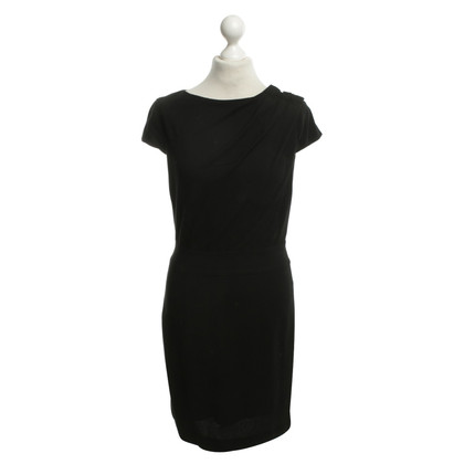 Windsor Elegante jurk in zwart