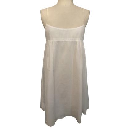 Cacharel Bandjes jurk in het wit