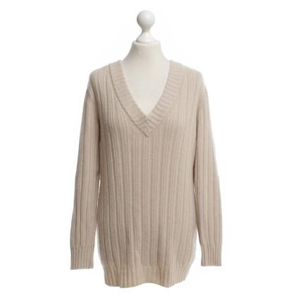 Andere Marke Kaschmir-Pullover in Beige