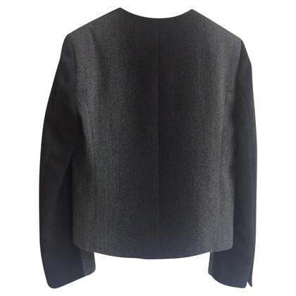 Gucci Grey sfumato jacket