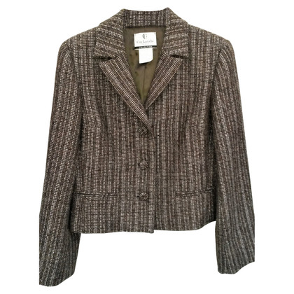 Guy Laroche Cropped Blazer Jacket