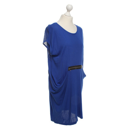 Iceberg Strickkleid in Blau