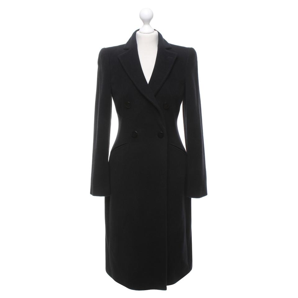 armani mantel in schwarz second hand armani mantel in schwarz gebraucht kaufen f r 290 00. Black Bedroom Furniture Sets. Home Design Ideas