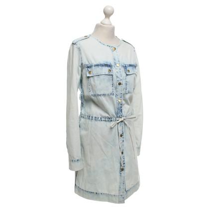 Michael Kors Jeanskleid mit Waschung