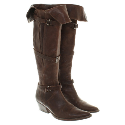 Ermanno Scervino Boots in brown