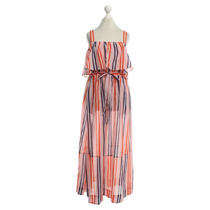 Diane von Furstenberg Kleid mit Streifenmuster