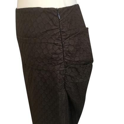 René Lezard skirt