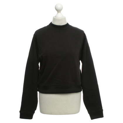 Acne Korte trui in zwart