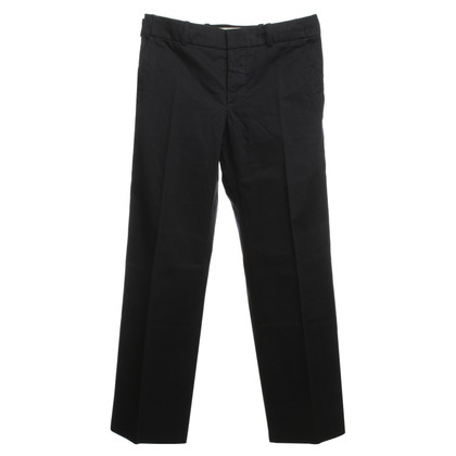 Marni Trousers in dark blue