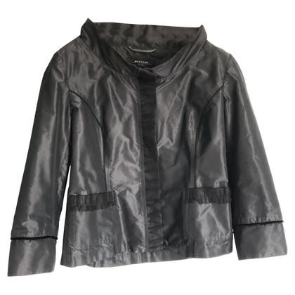 Max Mara Veste en noir