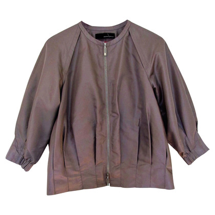 Amanda Wakeley Amanda Wakely Silk Bomber Jacket