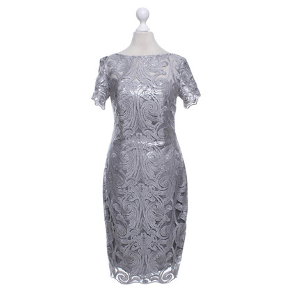 Guido Maria Kretschmer Lace dress in grey