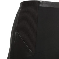 Sandro skirt in black
