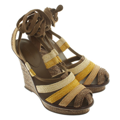 Bottega Veneta Sandals with wedge heel