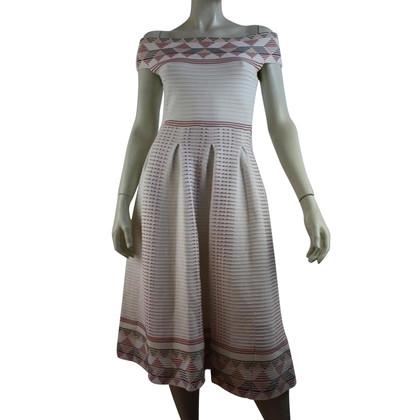 Maje Off shoulder summer dress